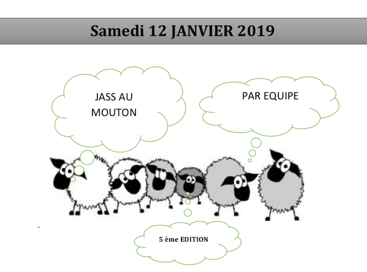 <h4>JASS AU MOUTON / VERNISSAGE PONT D'ABLE / BRUNCH 2018/ SAINT-MARTIN 2018</h4>